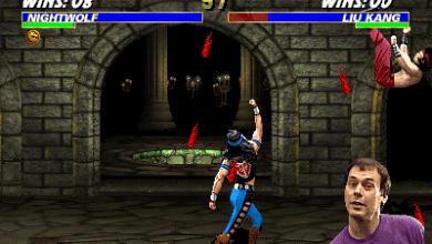 Photo of Toasty! O tiozinho do Mortal Kombat
