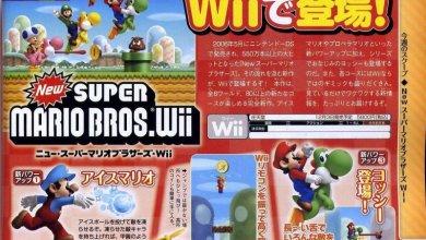 Photo of Scans mostram novos lugares em New Super Mario Bros Wii!