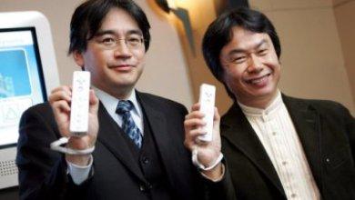 """Foto de Iwata: """"Perdemos momento do Wii"""" [Reflexão]"""