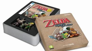 Photo of Inglaterra ganha edição de colecionador exclusiva de Zelda Spirit Tracks [DS]