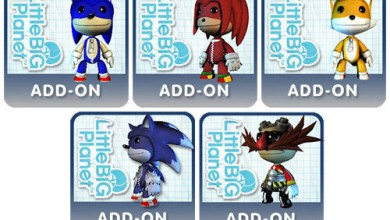 Photo of Skins de Sonic Unleashed para LittleBigPlanet [PS3]