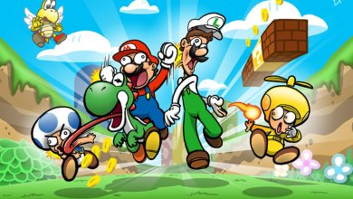 Photo of New Super Mario Bros. Wii Hands-On!