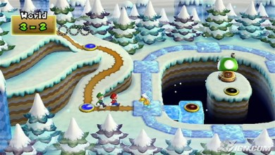 Photo of Spoiler: Veja os mapas de New Super Mario Bros Wii!