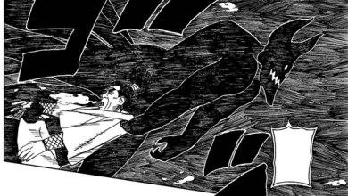 Foto de Conversa de Mangá: Naruto 472 – Uma Luta Submersa até a Morte na Prisão Submersa!