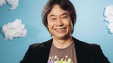 Photo of Miyamoto assopra velinhas! Parabéns!!