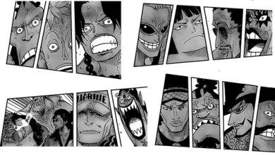 Foto de Conversa de Mangá: One Piece 563 – Um Homem, Um só Coração