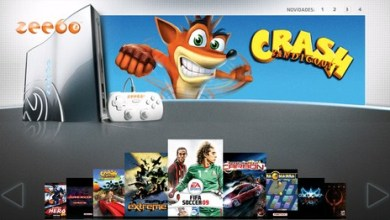 Foto de [Press Release] Zeebo, agora à venda em todo o Brasil, com novos jogos e novo preço