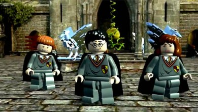 Photo of Primeiro trailer de LEGO Harry Potter: Years 1 – 4