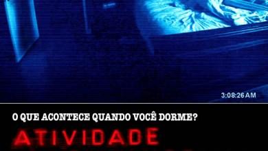 Photo of Cinema: Atividade Paranormal – Eu fui!