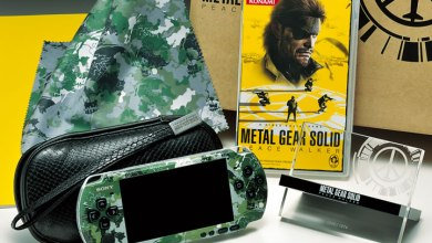 Photo of Lá no Japão: PSP ganha Bundle com Metal Gear Solid: Peace Walker!