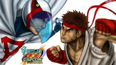 Foto de Comercial em Stop Motion de Tatsunoko Vs. Capcom! [Wii]