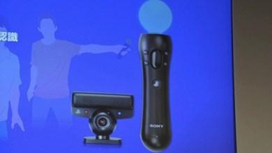 Foto de Sony Motion Controller terá 10 jogos até fim do ano