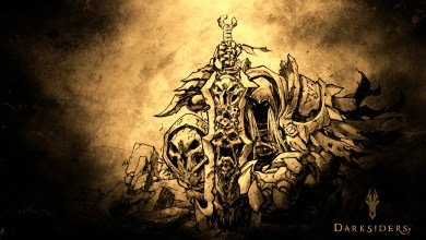 Photo of Wallpaper do dia: Darksiders!