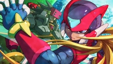 Foto de Wallpaper do dia: Mega Man Zero!