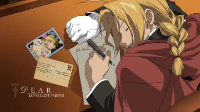 Photo of Wallpaper do dia: Fullmetal Alchemist!
