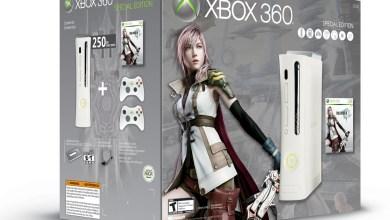 Foto de X10: Imagens do Bundle X360 com Final Fantasy XIII! [E do Faceplate que esqueceram de incluir…aff]