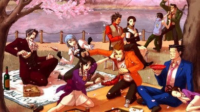 Foto de Phoenix Wright Ace Attorney: Justice for All chega ao Wii