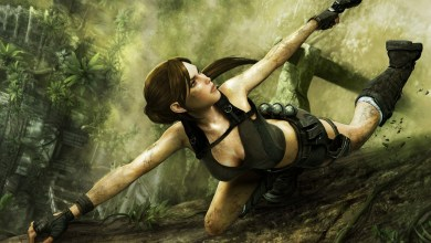 Photo of Wallpaper do dia: Tomb Raider: Underworld!