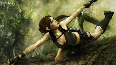 Foto de Wallpaper do dia: Tomb Raider: Underworld!