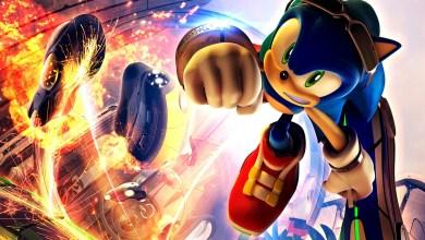 Photo of Wallpaper do dia: Sonic Riders: Zero Gravity!