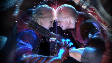 Foto de Wallpaper do dia: Devil May Cry 4!