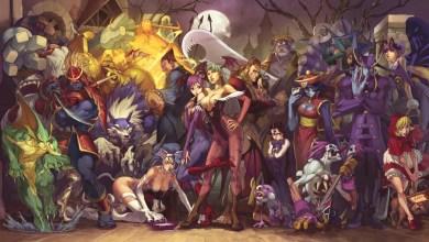 Photo of Produtor de Street Fighter IV adoraria trabalhar em um novo game da franquia Darkstalkers!