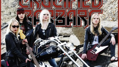 Photo of Mulheres no Rock: Crucified Barbara