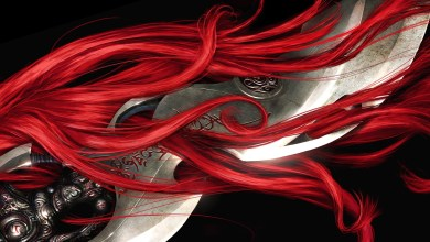 Photo of Wallpaper do dia: Heavenly Sword!
