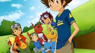 Photo of Wallpaper do dia: Digimon!