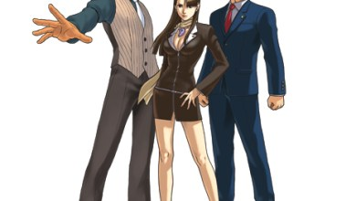 Foto de Phoenix Wright: Ace Attorney Trials and Tribulations chegando hoje ao WiiWare!