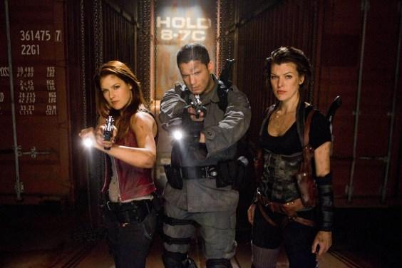 Resident Evil: O Recomeço