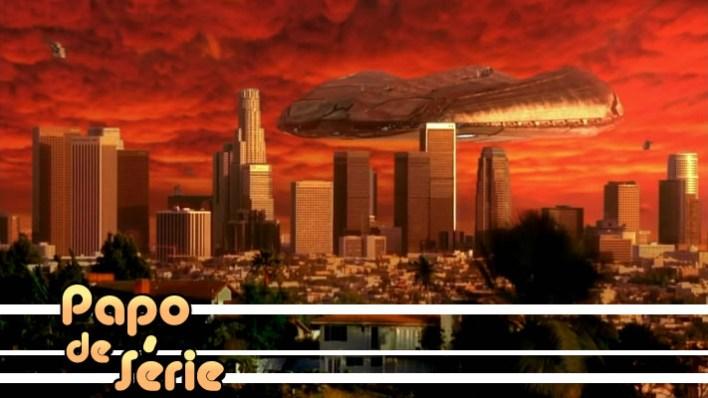 V -2009 - Episódio 12 - Red Sky