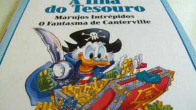 Photo of Clássicos da Literatura Disney Vol. 2 já nas bancas! [Ilha do Tesouro]