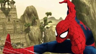 Photo of Spider-Man Shattered Dimensions: mais um pouquinho da jogabilidade. Mas só um pouquinho…