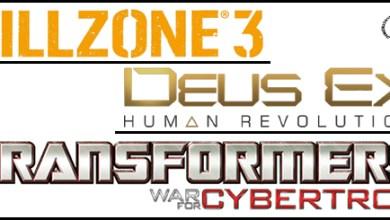 Foto de E3 2010: Surgem novos vídeos de Killzone 3, Deus Ex Human Revolution e Transformers War for Cybertron!