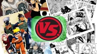Photo of Anime vs Mangá | Qual você prefere? (Opinião)