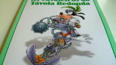 Photo of Clássicos da Literatura Disney Vol. 4 já nas bancas! [Os Cavaleiros da Távola Redonda]