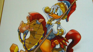 Foto de Clássicos da Literatura Disney Vol. 5 já nas bancas! – [A Ilíada e A Odisseia]