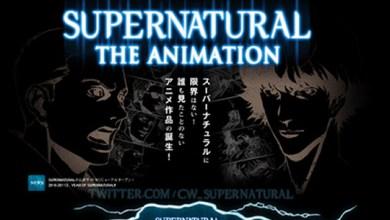 Photo of Por essa eu não esperava: Supernatural terá versão animada! [Lá no Japão!]