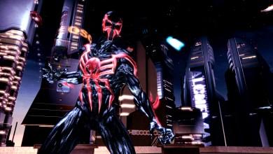 Photo of Pau! Homem-Aranha 2099 está oficialmente confirmado em Shattered Dimensions!