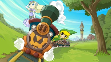 Foto de Wallpaper do dia: The Legend of Zelda: Spirit Tracks!
