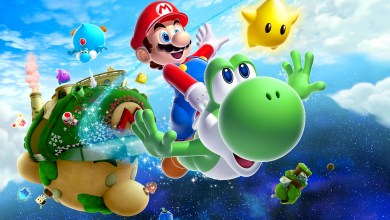 Photo of Wallpaper do dia: Super Mario Galaxy 2!