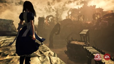 Foto de EA revela Alice: Madness Returns durante a Comic Con 2010! [X360, PC e PS3]