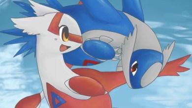 Photo of Se liguem no próximo evento de Pokémon HeartGold e SoulSilver! Latias e Latios pras versões opostas!