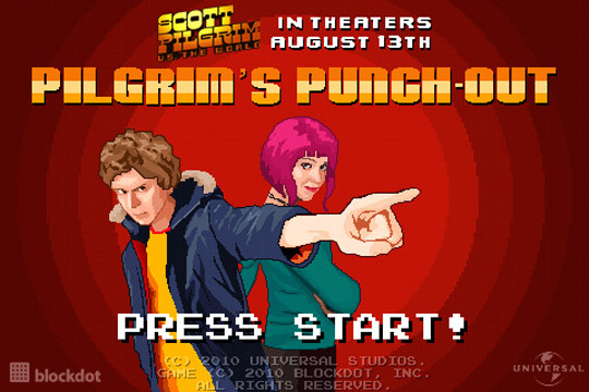 Pilgrim's Punch Out
