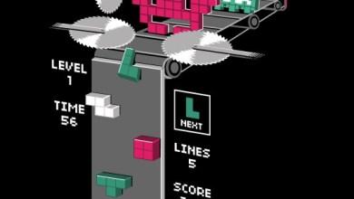 Foto de A origem dos blocos de Tetris! [PicArt]