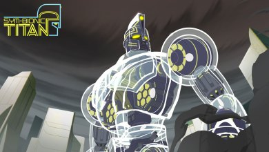 Photo of Show! Vídeo e novas telas de Sym-Bionic Titan! Genndy Tartakovsky e a sua nova série animada!
