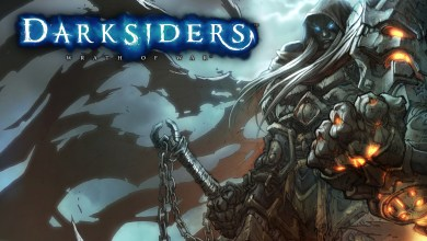 Photo of Wallpaper Darksiders: Wrath of War