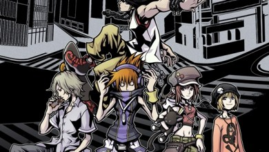 Photo of Wallpaper do dia: The World Ends With You!