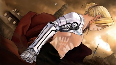 Foto de Wallpaper do dia: Fullmetal Alchemist!
